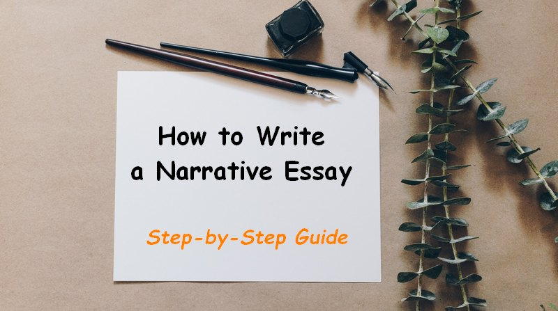 how to write a personal narrative essay